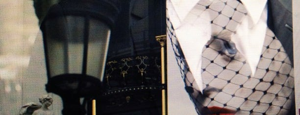 Printemps Haussmann is one of My Paris.