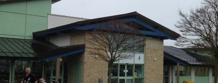 Carterton Leisure Centre is one of GLL Leisure Centres, Gyms, Pools.