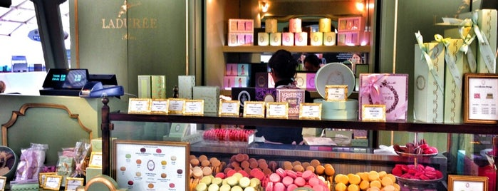 Ladurée is one of Lugares guardados de K.