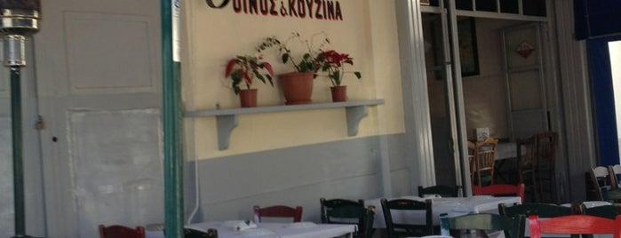 Το Υπερωκεάνειον is one of Athens.
