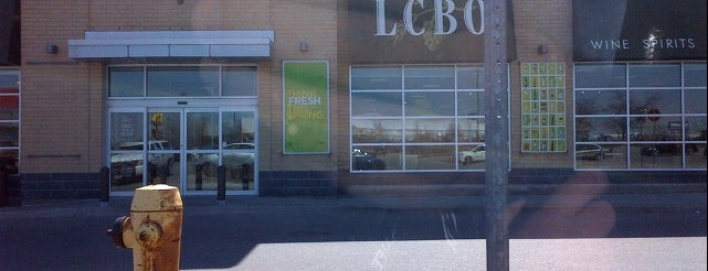 LCBO is one of Chris's Liked Places.