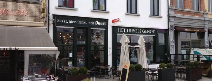 Het Duvels Genot is one of Antwerp.