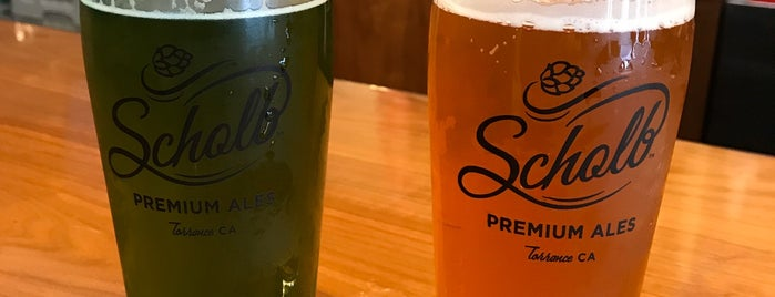 Scholb Premium Ales is one of California Breweries 4.
