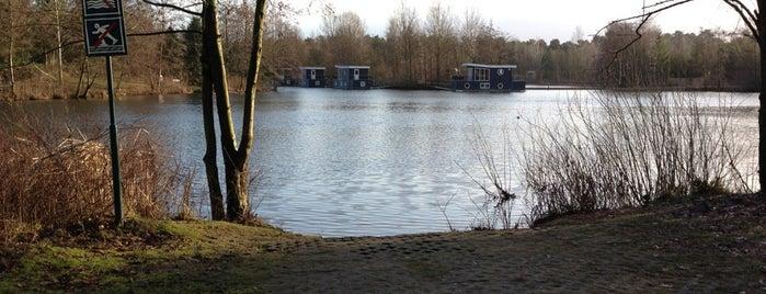 Center Parcs Bispinger Heide is one of Lieux qui ont plu à Jan-Dirk.