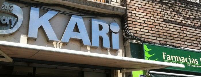 Café Kari is one of Burgers.cl.