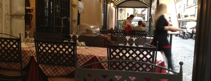 Osteria dell' Anima is one of Rome.