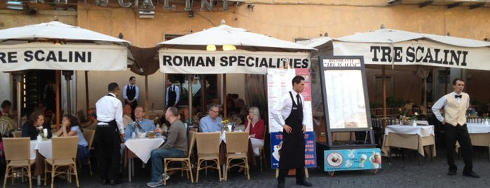 Tre Scalini is one of Rome.