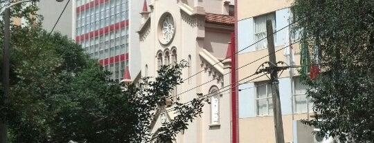 Rua Maranhão is one of São Paulo / SP.