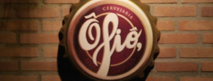 Cervejaria Ô Fiô, is one of Beer Love SP.