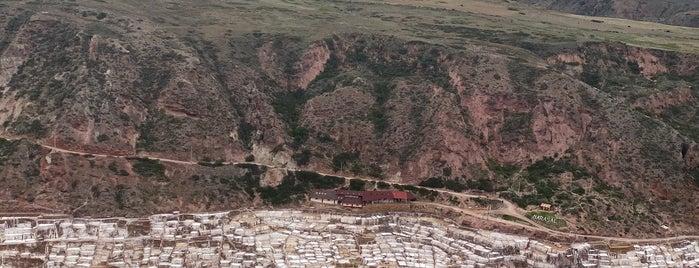 Salineras de Maras is one of Alan 님이 좋아한 장소.