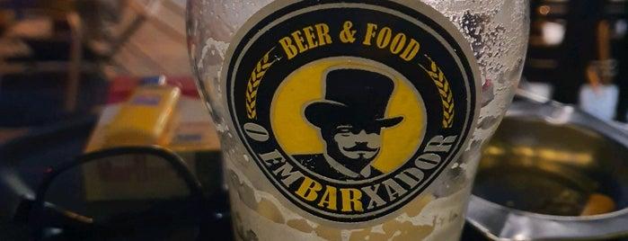 O Embarxador is one of Preciso visitar - Loja/Bar - Cervejas de Verdade.