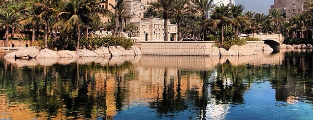 Madinat Jumeirah is one of The Dog's Bollocks' Dubai.