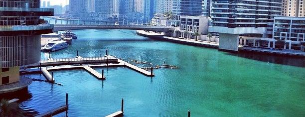 Dubai Marina Mall is one of Seyahat.