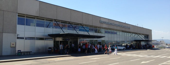 Sarajevo International Airport (SJJ) is one of Sarajevo - List -.