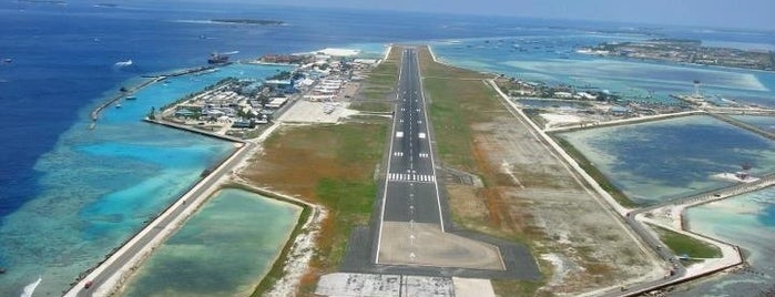 Velana International Airport (MLE) is one of Airport.