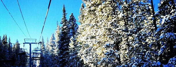 Copper Mountain is one of ski bumming.