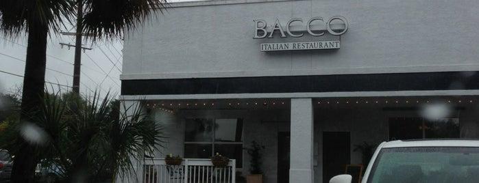 Bacco is one of CHS Wishlist.