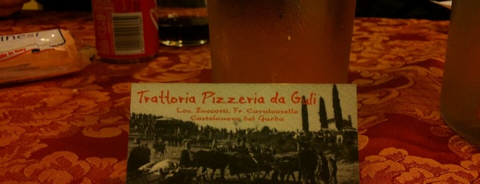 Trattoria Pizzeria da Guli is one of Locais curtidos por Giannicola.