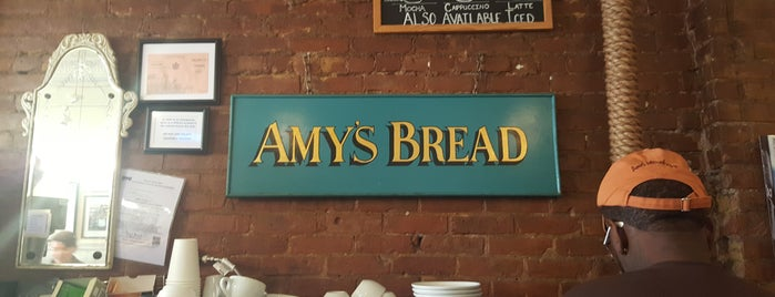 Amy's Bread is one of Lieux qui ont plu à Alena.
