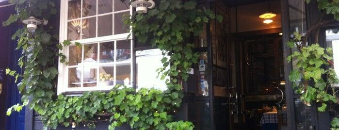 Restaurant Havfruen is one of Copenhagen.