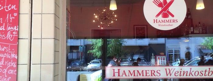 Hammers Weinkostbar is one of Berlin.