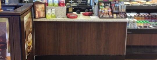 Starbucks is one of Kate 님이 좋아한 장소.