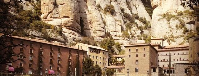 Monestir de Sant Benet de Montserrat is one of Barcelona.