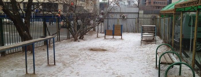 Собачья Площадка is one of BH Moscow.