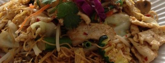 Plearn Thai Restaurant is one of Lugares guardados de Woob.