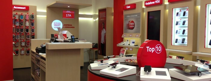 Vodafone Store is one of Negozi vari.