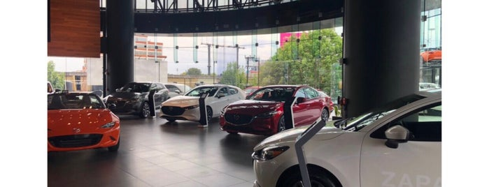 Mazda Torre Norte is one of Posti che sono piaciuti a Diego.