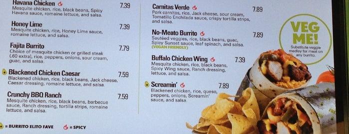 Burrito Elito is one of Gespeicherte Orte von Margot.