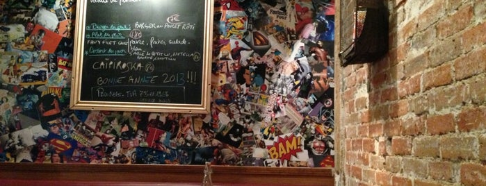 B-Boyz is one of Mes restaurants favoris à Paris 2/2.