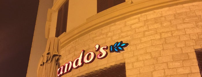 Nando's is one of Best Places In Doha.