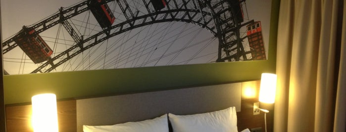 Leonardo Hotel Vienna is one of Posti che sono piaciuti a Kalle.
