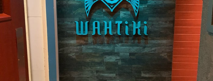 Wahtiki Island Lounge is one of #4SQDay 2019 - Official Events.