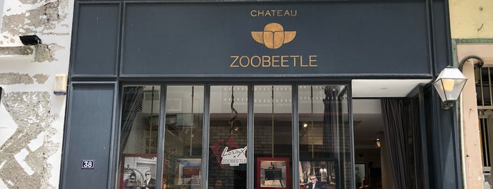 Chateau Zoobeetle is one of Lugares guardados de Belle.