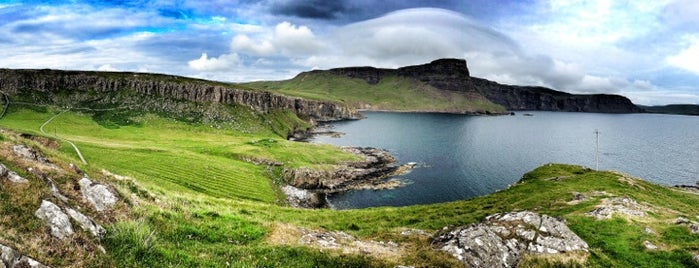 Neist Point is one of Europe 16.