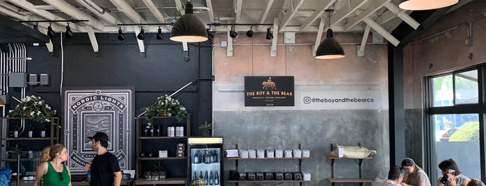 The Boy & The Bear - Coffee Roastery is one of Coffee Favorites.