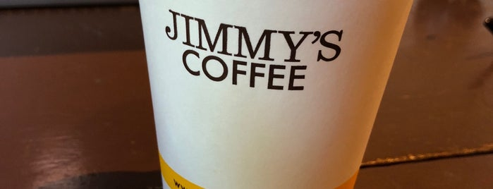Jimmy's Coffee is one of T.O..