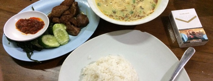 Soto Betawi H. Usman Ali is one of Good Food and Cheap.
