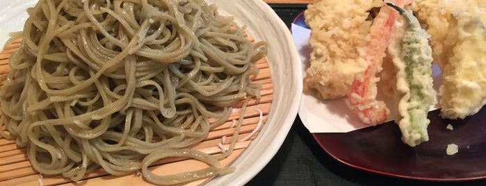 蕎麦 つちや is one of aさんのお気に入りスポット.