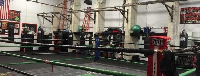 Real Boxing Gyms