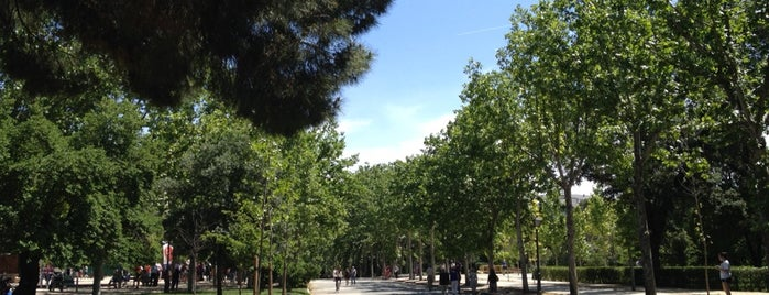 Parque del Retiro is one of Sitios chulis de Madrid.