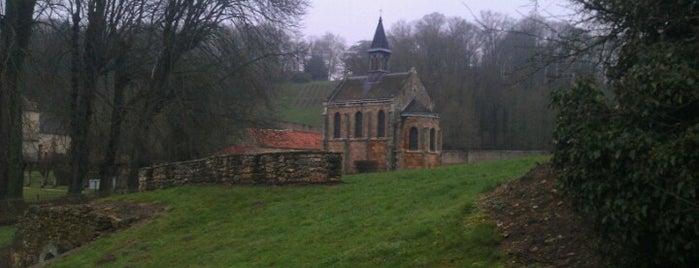 Abbaye de Port-Royal des Champs is one of Découvrir la Vallée de Chevreuse.