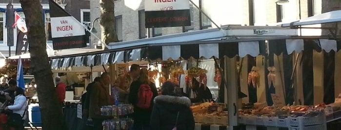 Delftse Markt is one of Nizozemí.