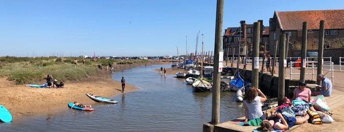 Blakeney Quay is one of Del : понравившиеся места.