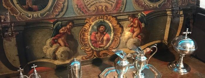 Museu do Oratório is one of Orte, die Daniel gefallen.