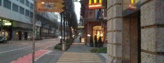McDonald's is one of schon gemacht 2.