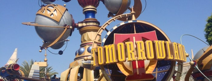 Tomorrowland is one of California 2019.